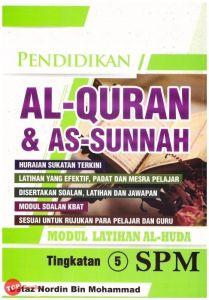 Latihan Kimia Tingkatan 5 Meletup Book Mart 17 Pendidikan Al Quran as Sunnah Modul Latihan Al Huda