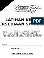 Latihan Kimia Tingkatan 5 Penting Eksperimen Menentukan formula Empirik Kuprum Docx