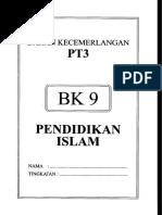 bahan kecemerlangan 9 peperiksaan percubaan pt3 negeri terengganu pendidikan islam