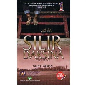Nota Komsas Tingkatan 4 Yang Meletup Novel Silir Daksina K Sinopsis Tema Persoalan Watak Nilai