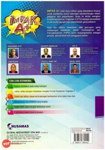 Nota Komsas Tingkatan 4 Yang Sangat Meletup Nusamas 18 Impak A Bahasa Melayu Tingkatan 3 topbooks Plt