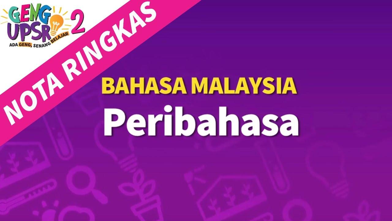 Nota Padat Bahasa Melayu Upsr Yang Baik Geng Upsr 2 Episod 1 Bm Peribahasa Nota Ringkas Youtube Of Muat Turun Nota Padat Bahasa Melayu Upsr Yang Menarik Untuk Para Ibubapa Download