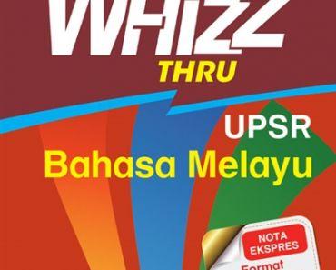 Nota Padat Bahasa Melayu Upsr Yang Menarik Whizz Thru Upsr Bahasa Malaysia Oxford Fajar Resources for