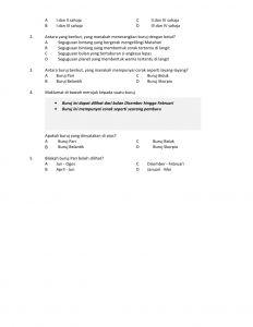 Soalan Latihan Sains Tahun 6 Terhebat soalan Latihan Unit 10 Buruj