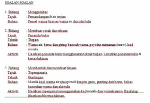 Soalan Peperiksaan Pertengahan Tahun Tasawwur islam Tingkatan 4 Berguna Pendidikan Seni Tahun 6 Ujian 1 Bulan Mac 2017