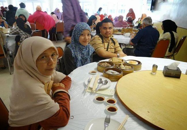 dim sum hidangan yang semakin digemari orang islam