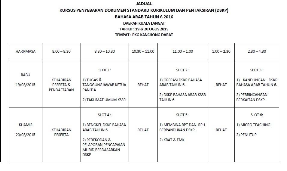 Download Rpt Bahasa Arab Tahun 4 Penting J Qaf Kuala Langat 2015 Of Download Rpt Bahasa Arab Tahun 4 Yang Boleh Di Download Dengan Segera