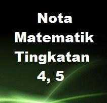 Download Rpt Matematik Tingkatan 4 Meletup Koleksi Nota Dan Latihan Matematik Tingkatan 4 Spm 1 Bumi Gemilang
