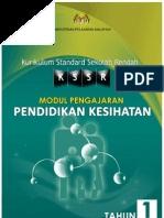 modul pengajaran pk thn 1 kssr