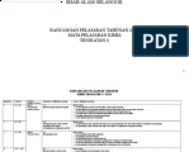 Download Rpt Pertanian Tingkatan 4 Bermanfaat Senarai Buku Teks Tingkatan 5
