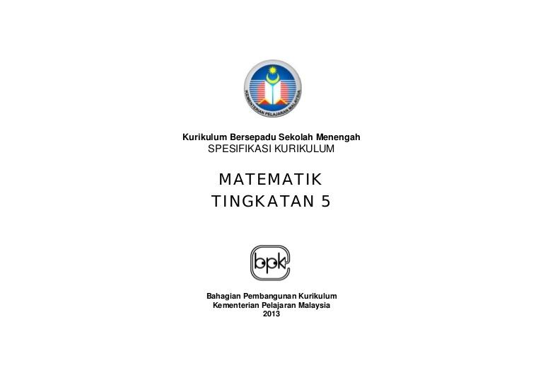 Download Rpt Sains Rumah Tangga Tingkatan 5 Bernilai Huraian Sukatan Pelajaran Matematik Tingkatan 5 Of Muat Turun Rpt Sains Rumah Tangga Tingkatan 5 Yang Dapat Di Download Dengan Senang