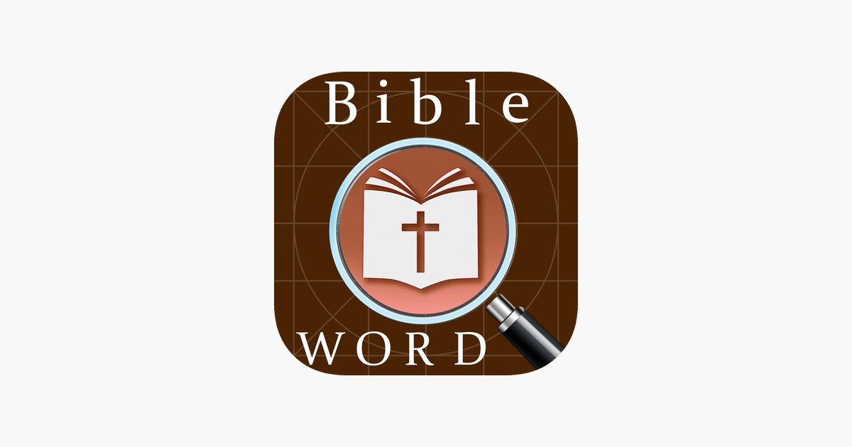 giant bible word search puzzle di app store