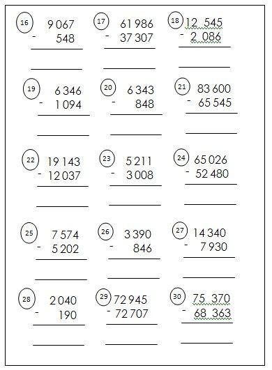 Contoh Soalan Peperiksaan Matematik Tahun 4 Kssr Resepi Ayam K