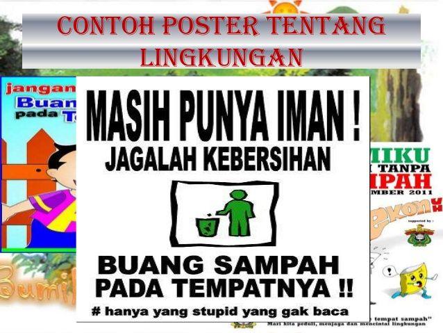 Dapatkan Poster Kebersihan Sekolah Yang Berguna Dan Boleh Di