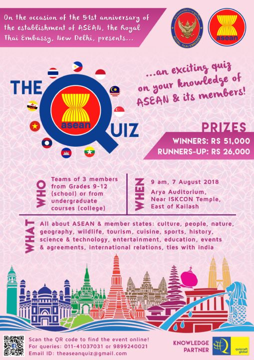 eligibility the asean quiz 2018