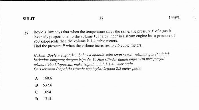 kuiz sains tahun questions nota kimia tingkatan 4 yang sangat meletup soalan percubaan spm 2017 matematik sbp berserta skema jawapan