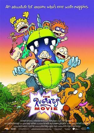 poster filem the rugrats movie jpg
