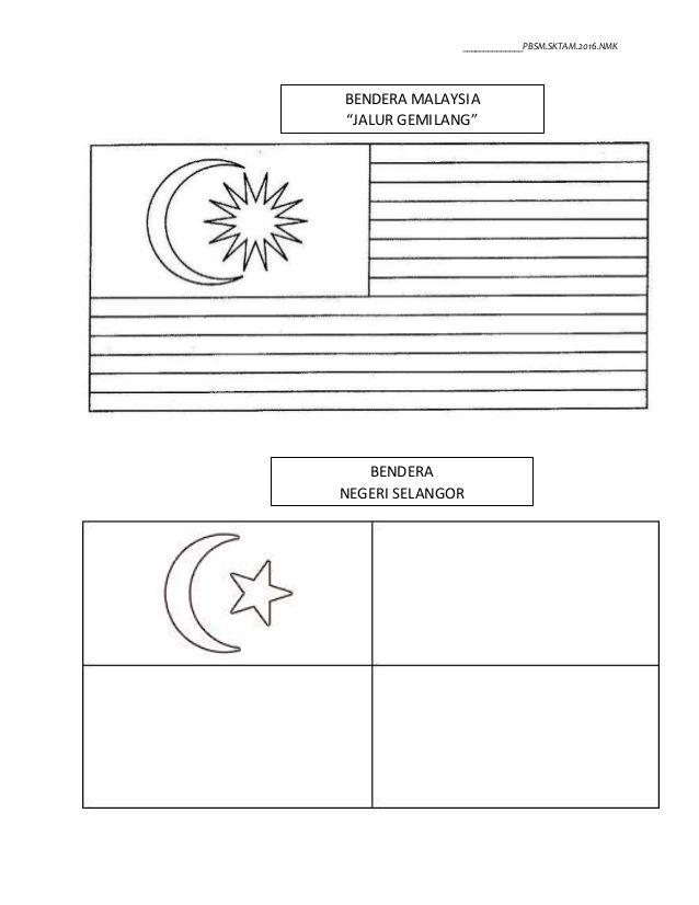 Lukisan Warna Bendera Malaysia Cikimm Com