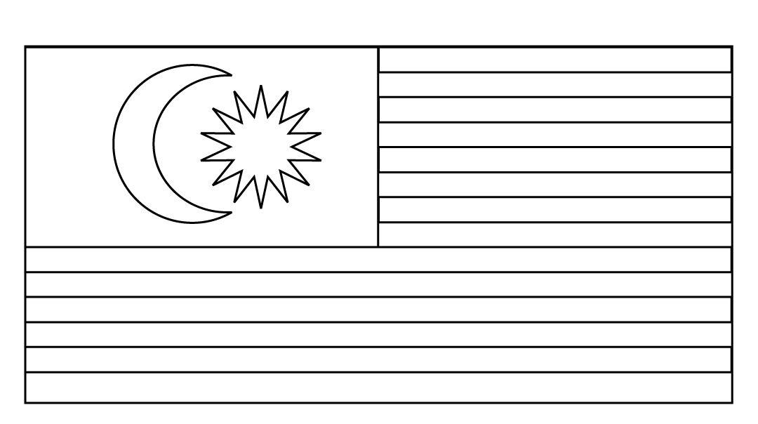 Himpunan Bendera Malaysia Mewarna Yang Terhebat Dan Boleh Di Download Dengan Mudah Contoh Resume Cover Letter Curriculum Vitae Terbaik