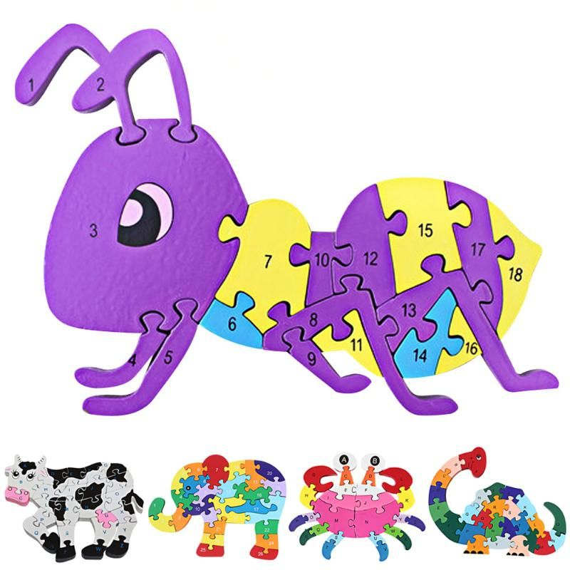 paket 1 x mainan puzzle