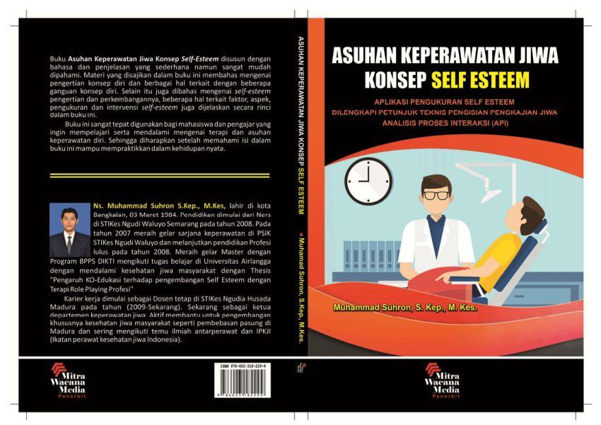 pdf asuhan keperawatan jiwa konsep self esteem aplikasi pengukuran self esteem dan format pengkajian