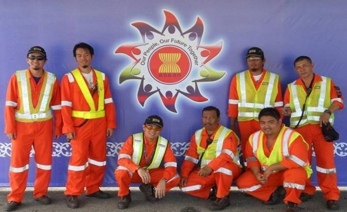 pemasaran brunei shell sokongan kepada persidangan asean ke 23 oleh huwaida moksin penasihat hal