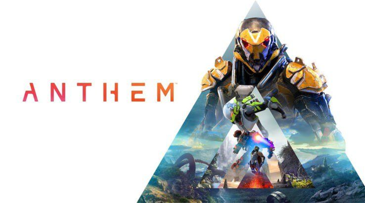 anthem player pokes fun at long load times