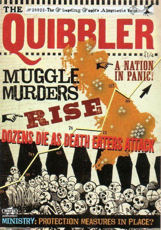 hmmm the daily quibbler for their schedule poudlard poster de harry potter