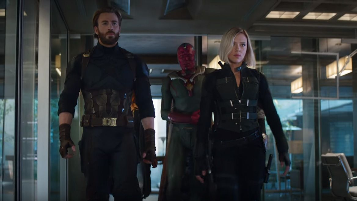 new avengers infinity war trailer premieres during super bowl