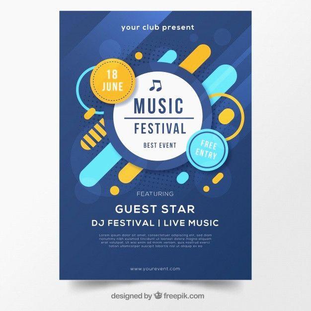 concert poster design music flyer templates flyers templates elegant poster templates 0d
