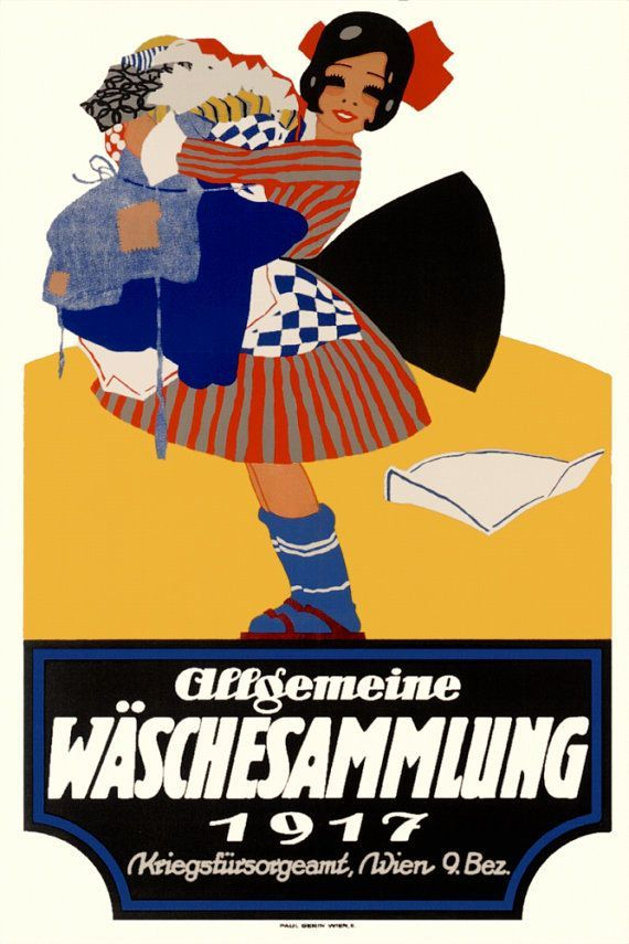 vintage laundry room poster art print allgemeine by foxglovemedia