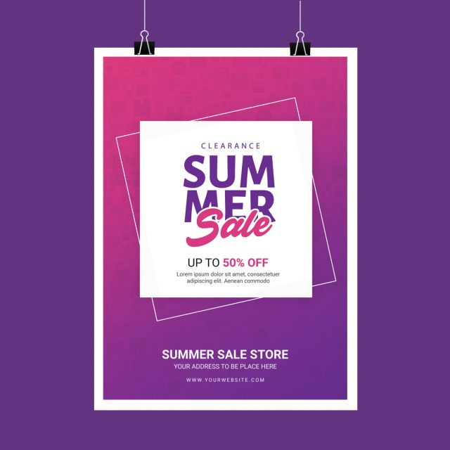 clearance summer sale poster clearance summer sale flyer clearance summer sale template summer sales discount flyer summer sale store