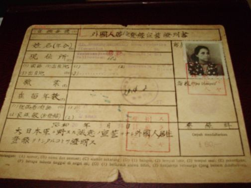 i have found that two very interesting collection in connection with the ex knil pow dutch government sent dai nippon indonesia to build the burma road