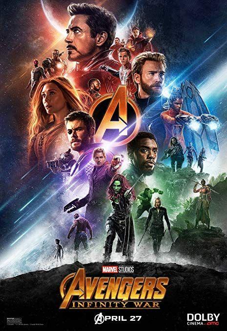 avengers infinity war movie poster limited print photo chris hemsworth chris pratt chris evans tom hiddleston