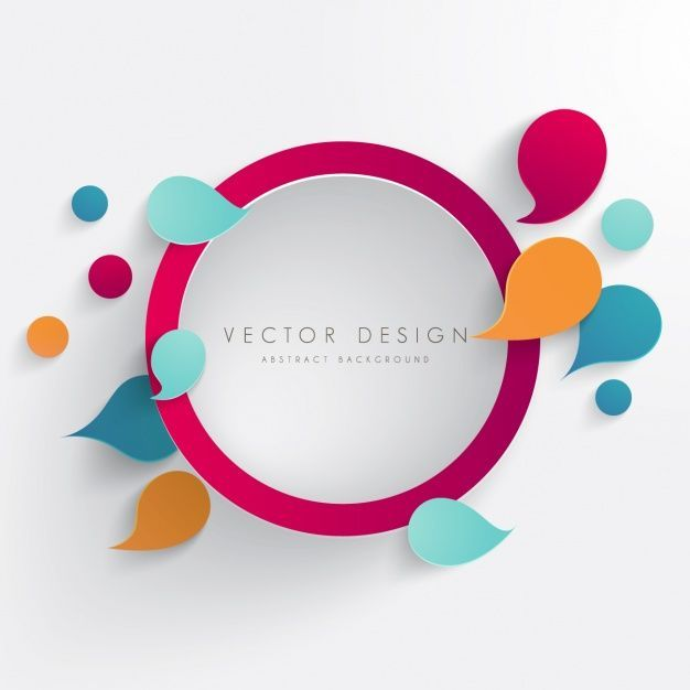 626x626 vector grafic free coloured abstract background free vector