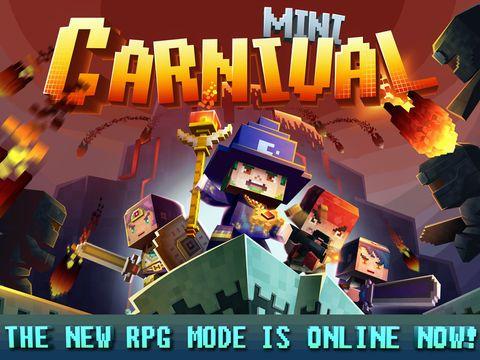 screenshot 1 for mini carnival