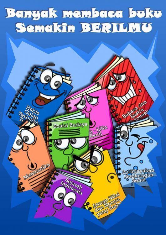 contoh poster kebersihan lingkungan sekolah b gambartop com