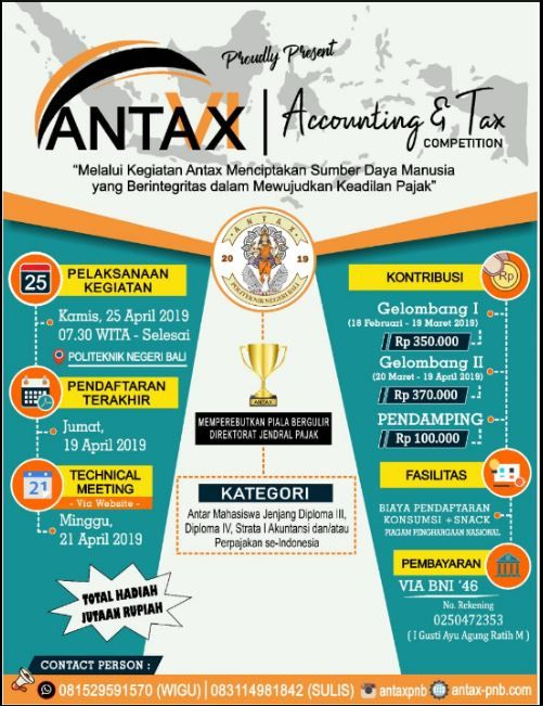 accounting and tax competition