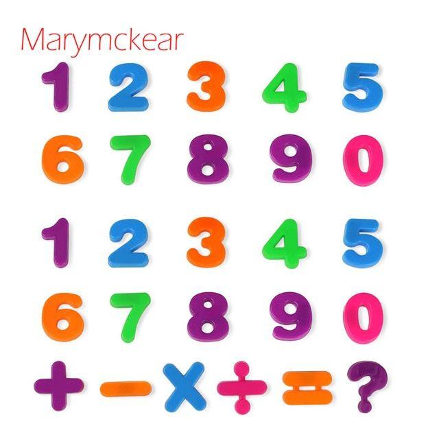 warna warni educational learning mainan mainan digital jumlah puzzle mainan anak anak hadiah 26