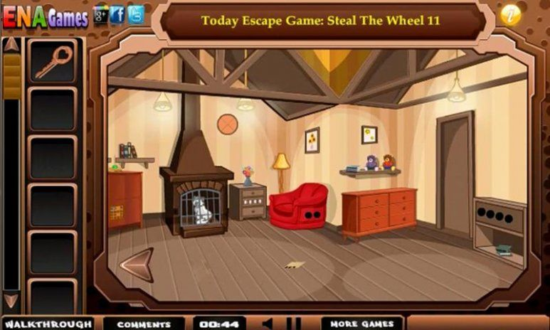 35 percuma escape permainan tangkapan skrin 1