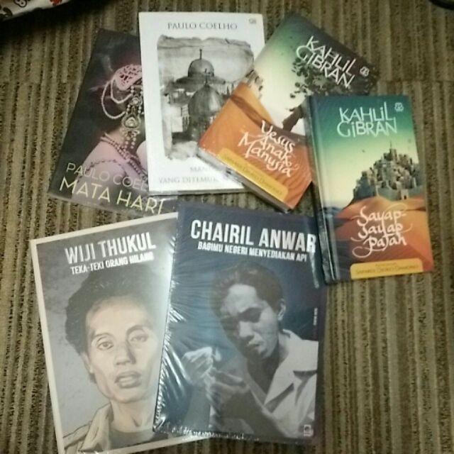 terkini set buku indonesia shopee malaysia