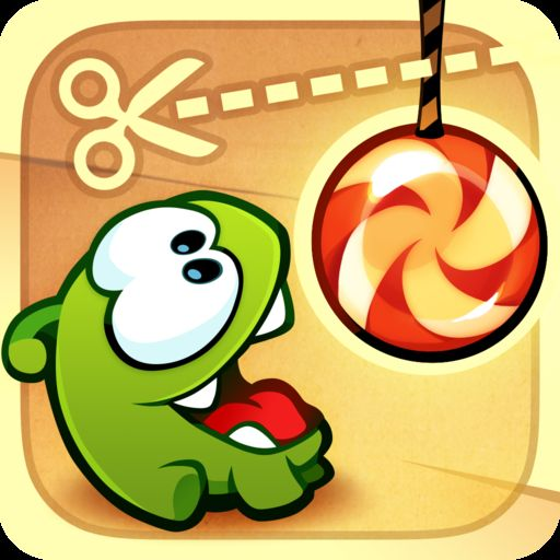 cut the rope logo png
