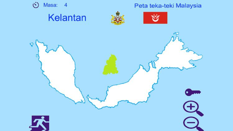 peta teka teki malaysia screenshot 2