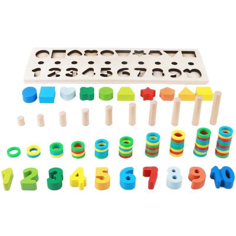 anak anak pendidikan mainan tk 2 6 tahun od teka teki pendidikan awal digital papan logaritma