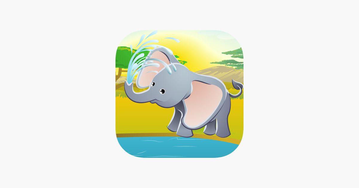 permainan untuk kanak kanak kira kira safari belajar dan bermain dengan haiwan di app store
