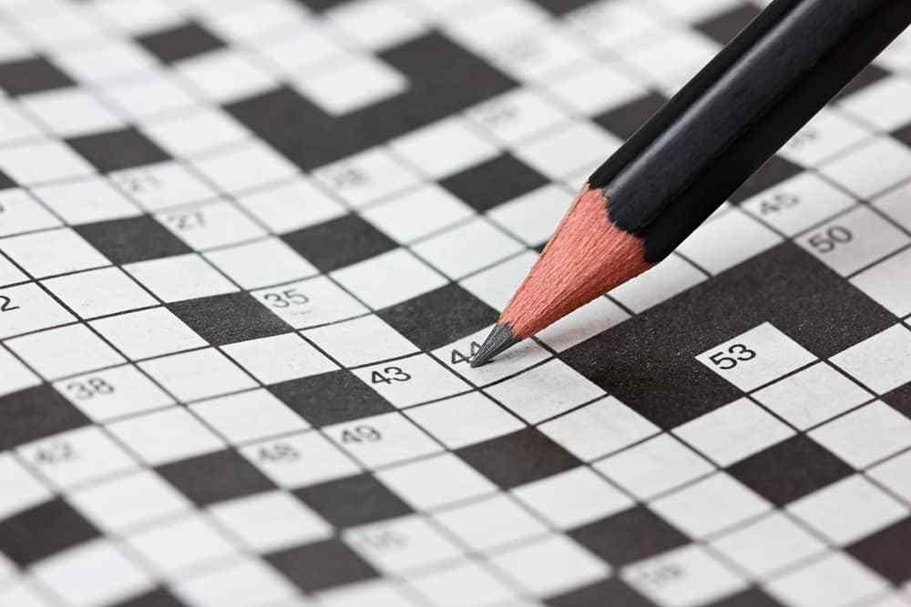 contoh bentuk teka teki silang