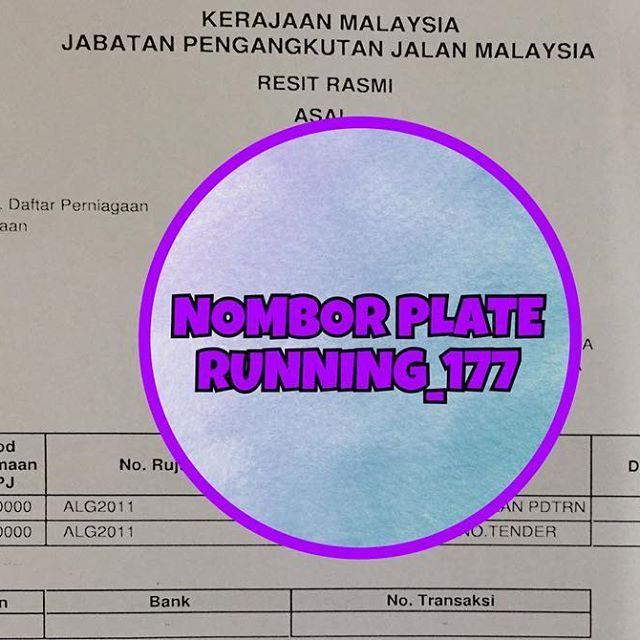assalamualaikum alhamdulilah fast deal dengan customer plate perak 15 03 2019 jumaat semoga dpt daftar plate baru dengan selamat dan dipermudahkan