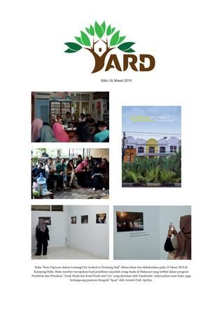 page 1 of yard edisi 10 maret 2019 tenth edition march