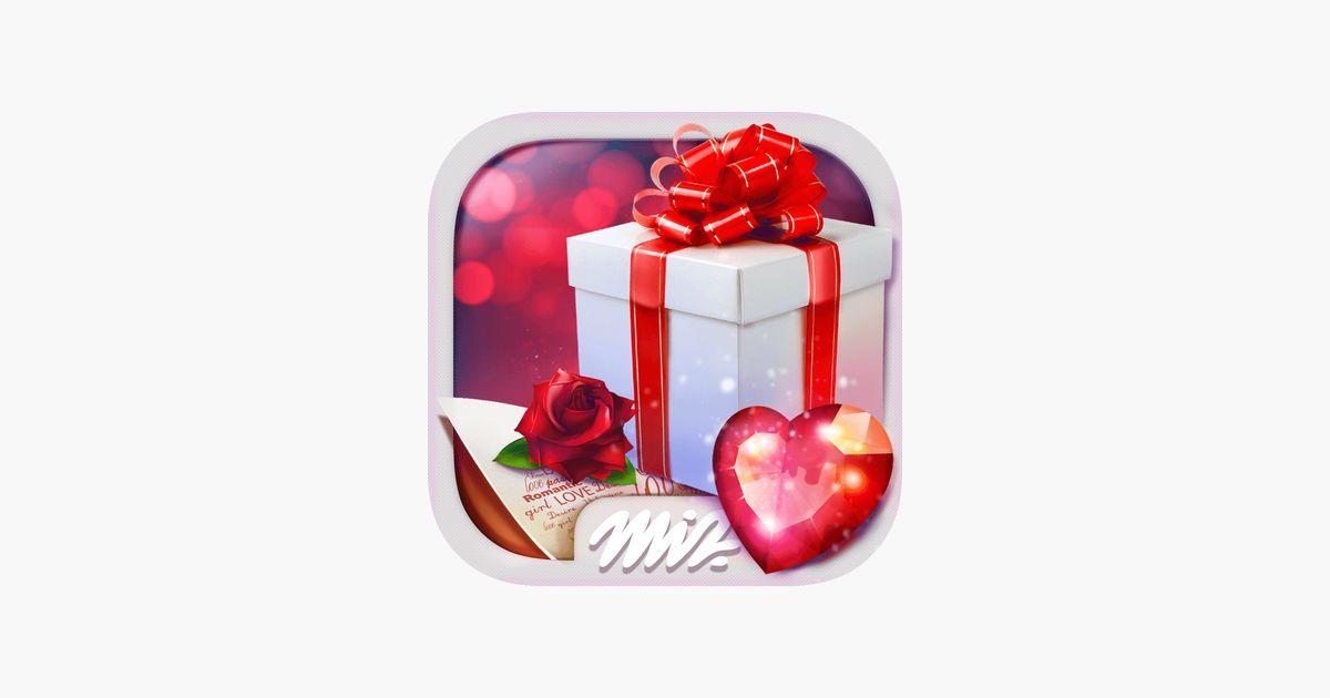 objek tersembunyi suka di app store