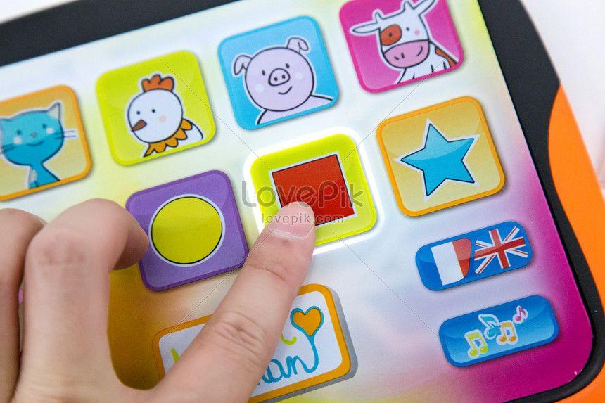 mesin permainan teka teki kanak kanak